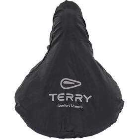 Terry City Housse de pluie L, black